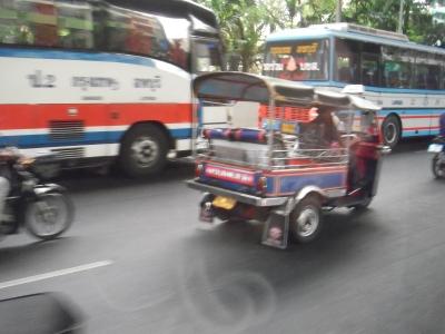タイ 3輪車
